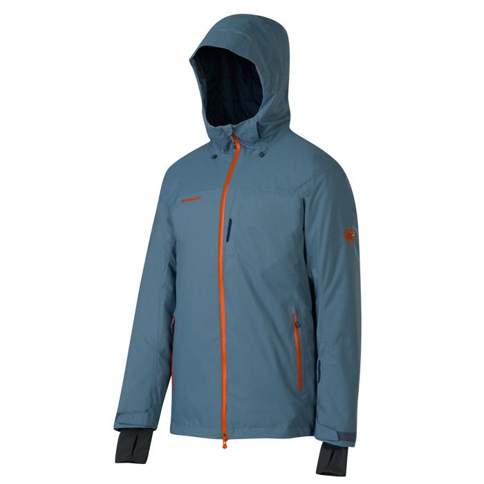 newest c3333 69afc Mammut Men's Bormio HS Hooded Jacket on Sale | Powder7.com