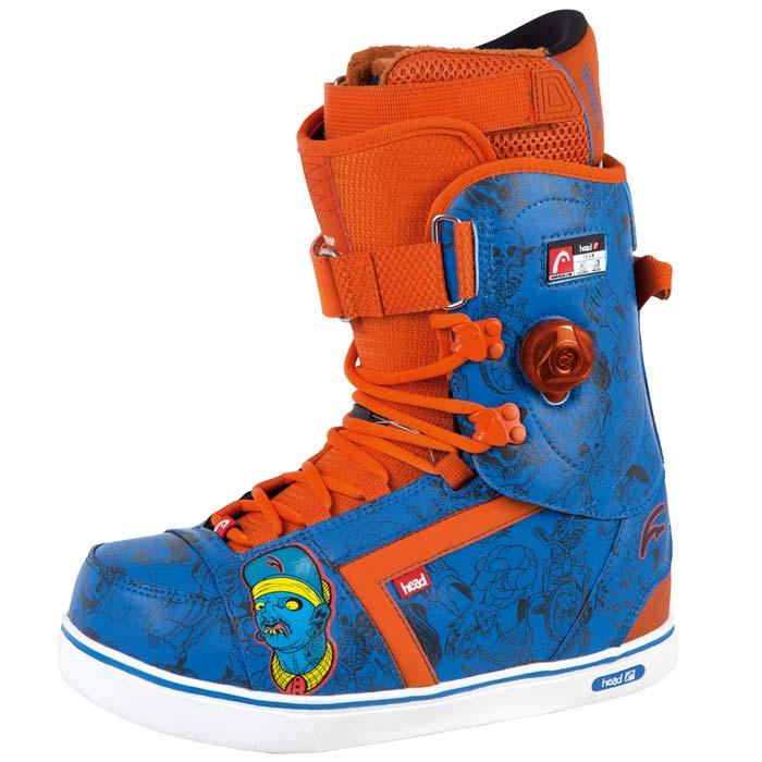 Team BOA Snow Boot
