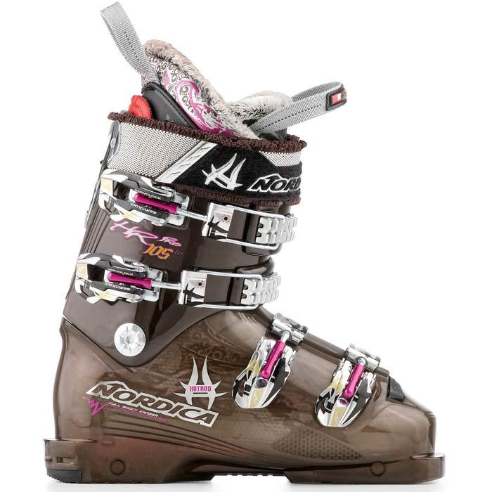 Ski Boots Sale >> Nordica Women S Hot Rod Pro 105 W Ski Boots On Sale