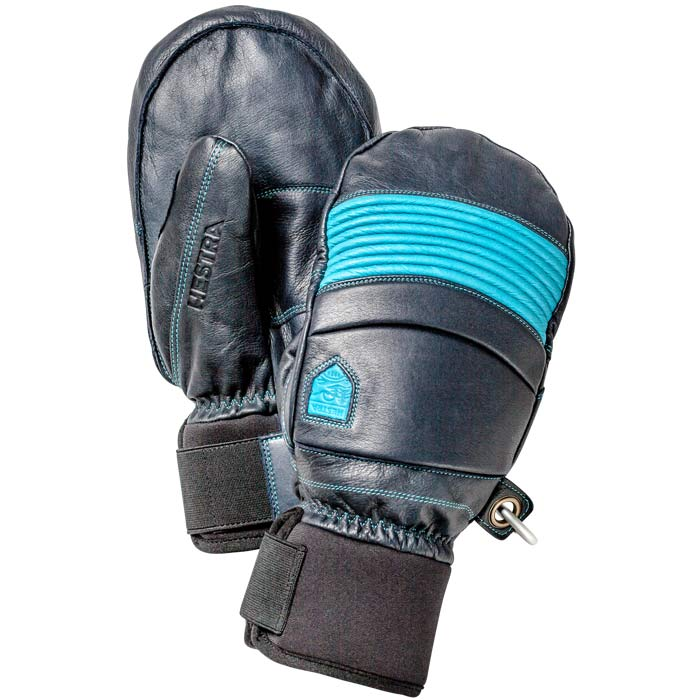 Fall Line Mitt Navy/Turquoise 8