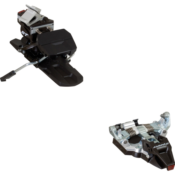 TLT Radical ST w Brake Black 130mm