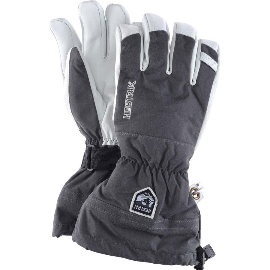 Heli Glove Grey 8