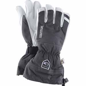 Heli Glove Grey 7