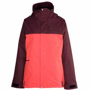Abbey Insulated Coral XS