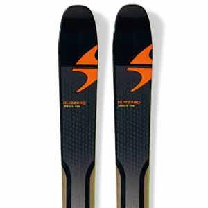 2018 Blizzard Zero G 108 AT Setup Skis in 185cm For Sale