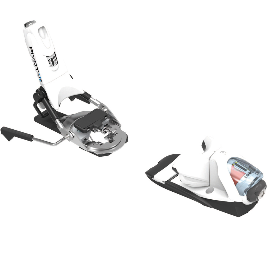 Pivot 14 Dual WTR White Icon 130mm