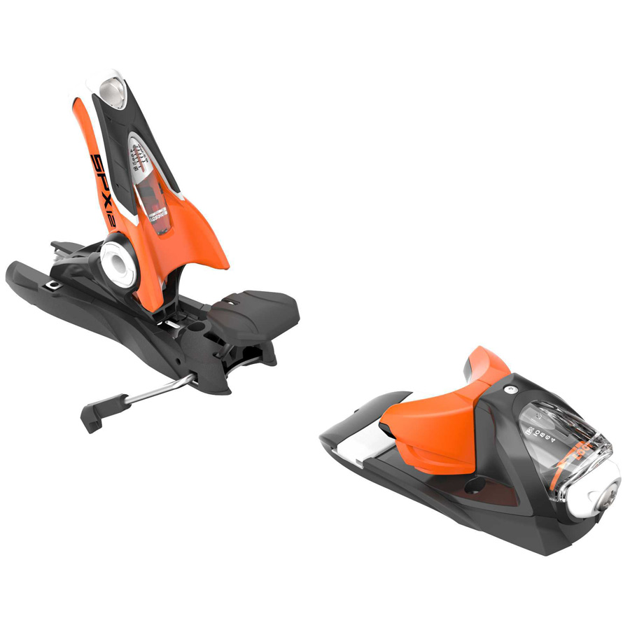 SPX 12 Dual WTR Black Orange 100mm