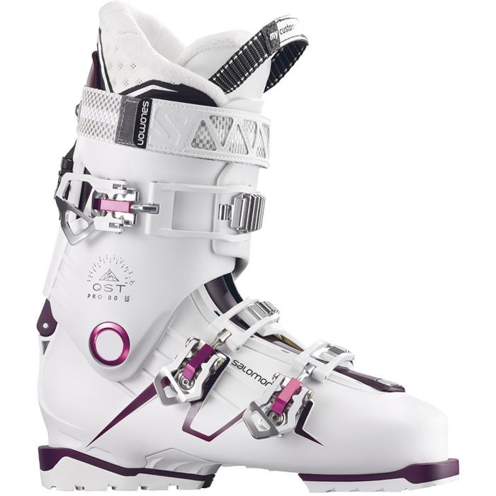 2018 SALOMON QST Pro 110 Lightweight Ski Boots Women's Mondo