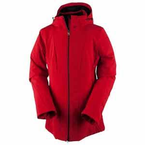 Siren Jacket Crimson 4