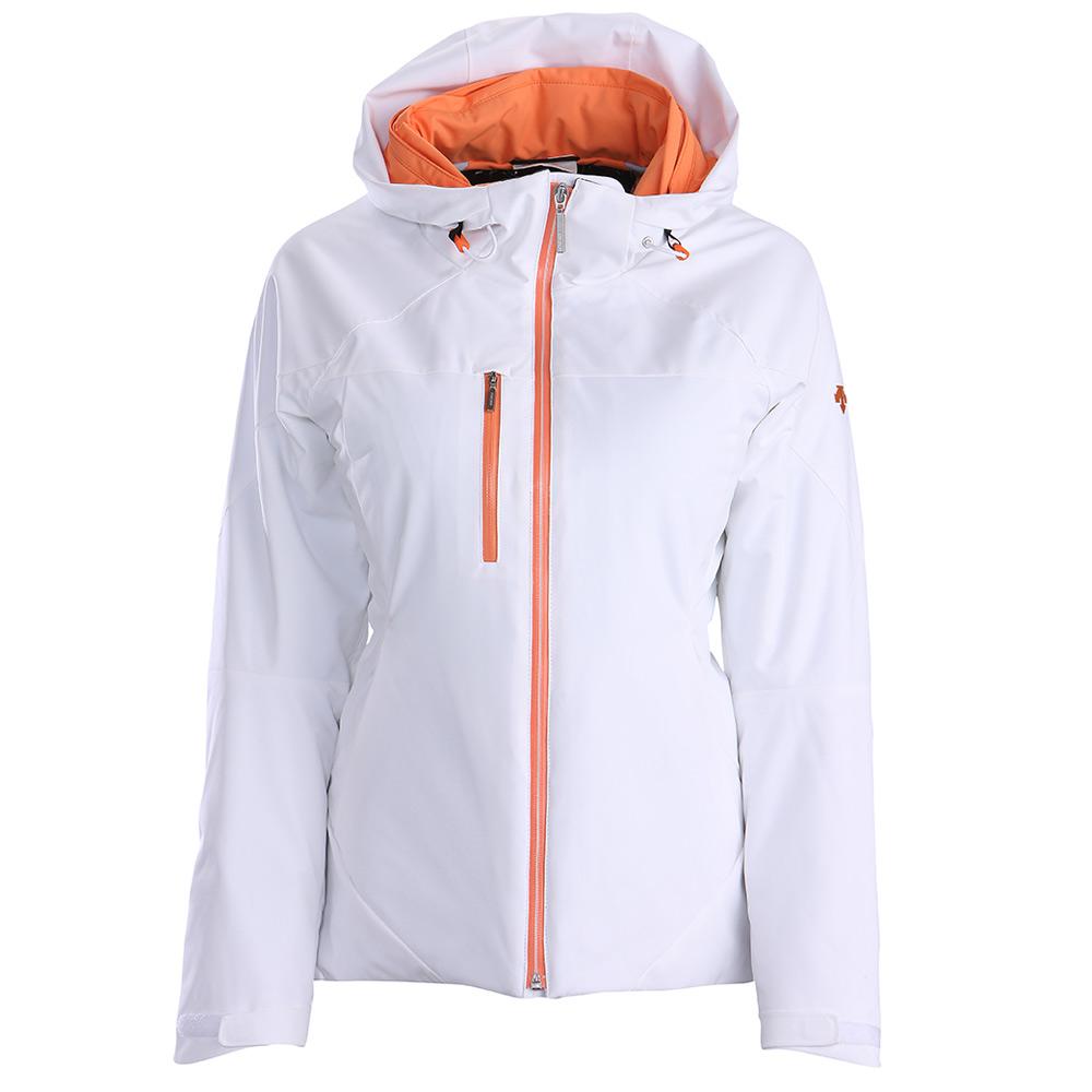 Super White/Candy Orange