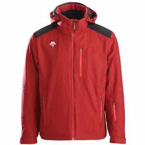 Duke Jacket Desert Red/Black Medium