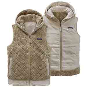 Los Gatos Hooded Vest El Cap Khaki Medium