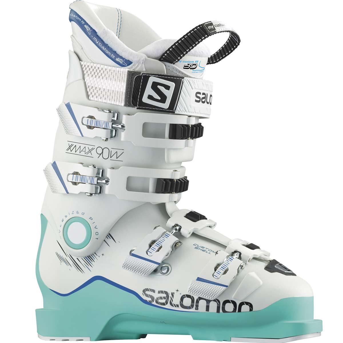 Salomon X Max 90 W Petrol Blue