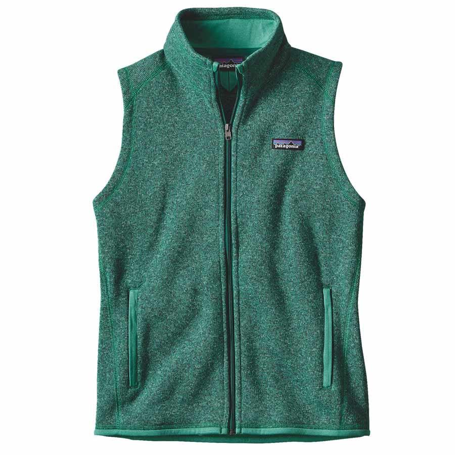 Patagonia Women S Better Sweater Vest On Sale Powder7