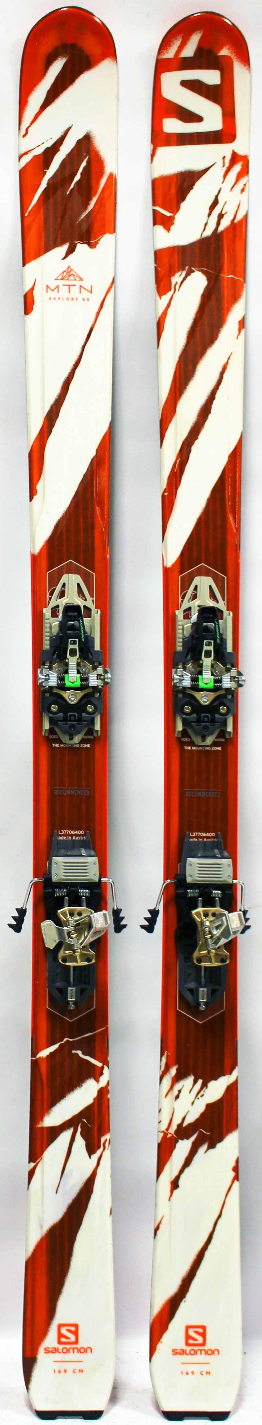 qualità stabile più amato comprare in vendita Salomon MTN Explore 88 AT Setup Men's Skis | Powder7