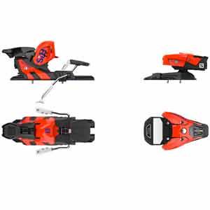 STH2 WTR 13 Orange/Black 130mm