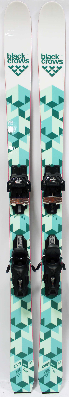 2017 Black Crows Ova Birdie 162cm Used Demo Skis on Sale  cb120e0a3