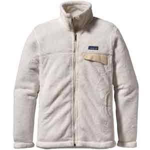 Full Zip Re Tool Fleece Jacket Raw Linen - White X-Dye Large