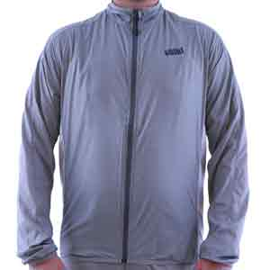 Touring Windprotector Jacket Glacier Gray/Cement S
