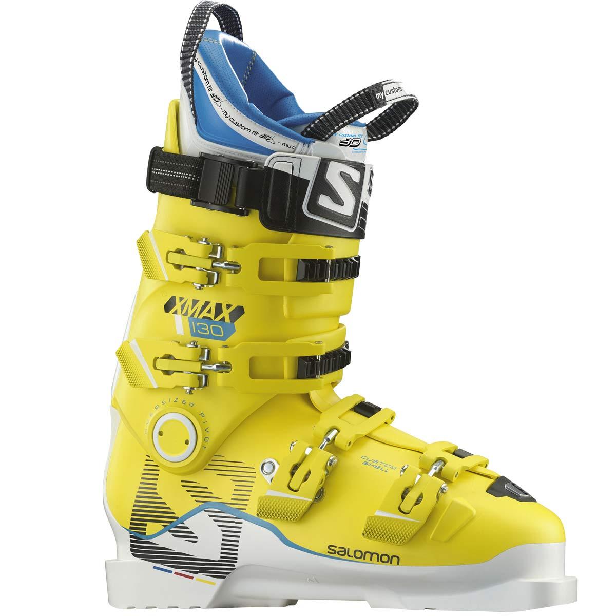 Salomon Men's X Max 130 Ski Boots On Sale