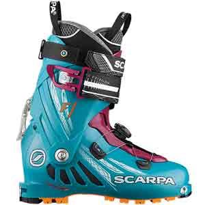 Scarpa F1 WMN ski boots