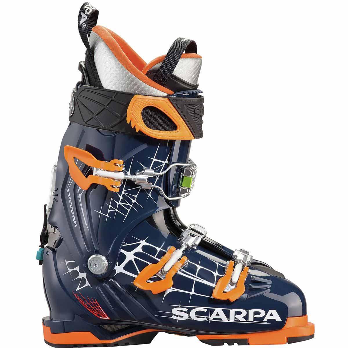 Scarpa Men S Freedom 100 Ski Boots On Sale Powder7 Com
