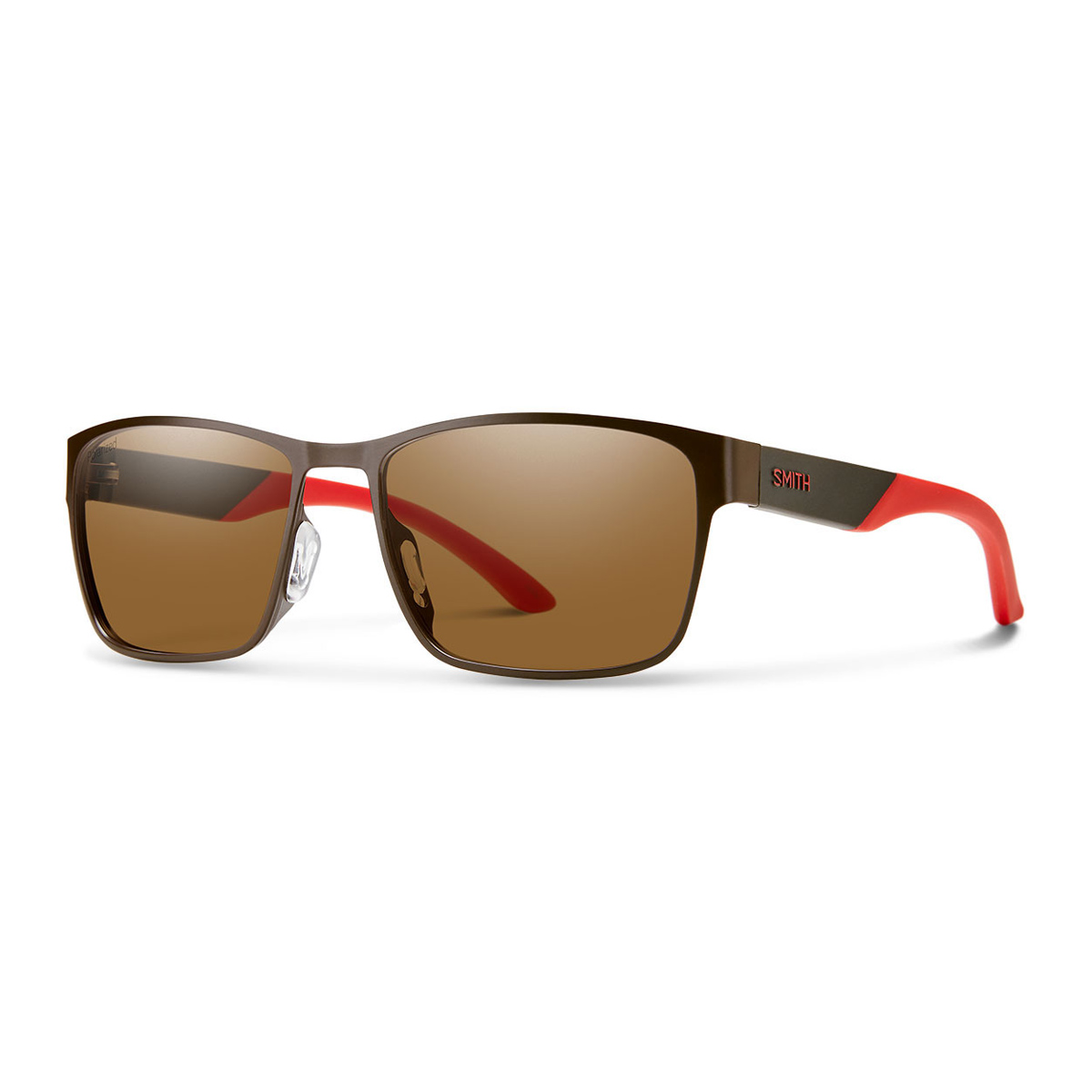 Matte Brown with Polarized Brown Lens