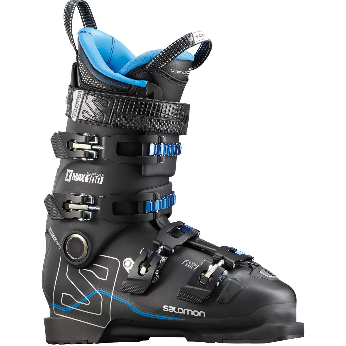 Salomon Men S X Max 100 Ski Boots On Sale Powder7 Com