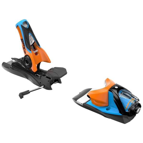 SPX 12 Dual WTR Blue Orange 100mm