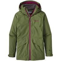 Insulated Snowbelle Jacket Buffalo Green Large