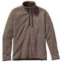 Better Sweater Quarter Zip Pale Khaki Medium