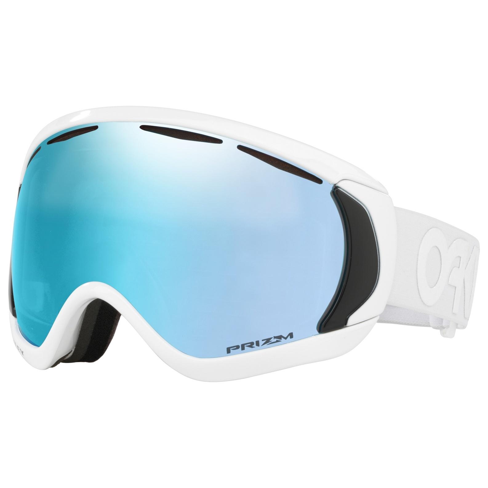 c86e32f1bb50 ... Men s Oakley Canopy Goggles · All Goggles · All Oakley Gear. Factory  Pilot Whiteout with Prizm Sapphire Iridium ...
