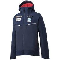 Norway Alpine Team Down Hybrid Navy L