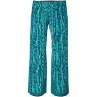 Insulated Snowbelle Pants Go With The Flow: Elwha Blue Extra Small