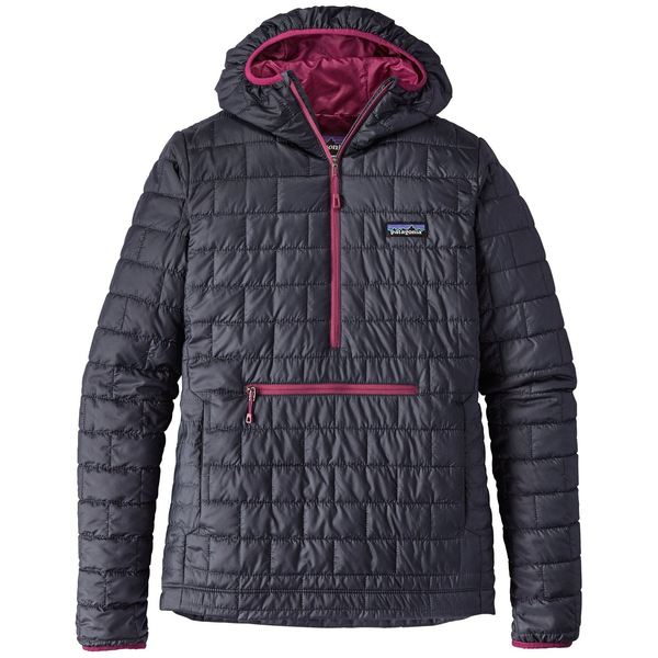 Patagonia Women S Nano Puff Bivy Pullover Jacket On Sale