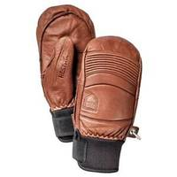 Fall Line Mitt Brown 8