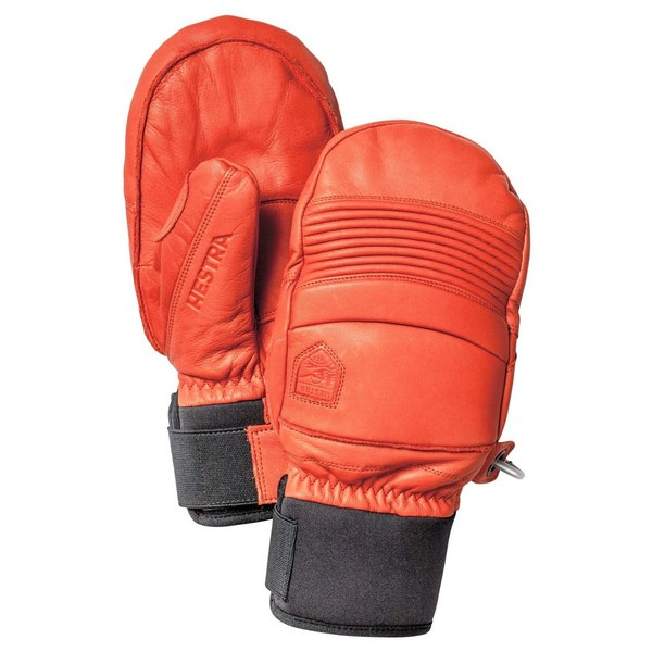 Fall Line Mitt Flame Red 8