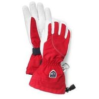Womens Heli Glove Red/Off White 7