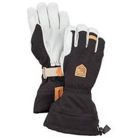 Army Leather Patrol Gauntlet Black 8
