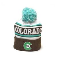 Minty Fresh Brown/Mint One Size
