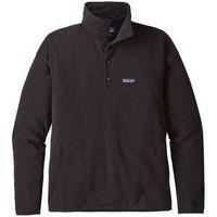 Lightweight Better Sweater Marsupial Pullover Black Small