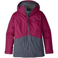 Insulated Snowbelle Jacket Magenta Large