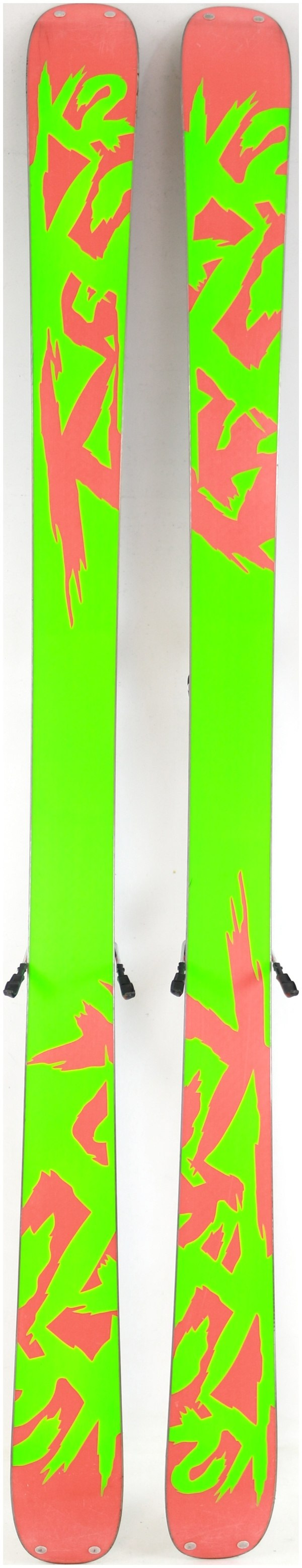 2014 K2 Recoil 169cm Used Demo Skis On Sale Powder7