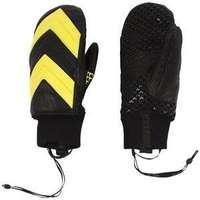 Moufla Black/Yellow S