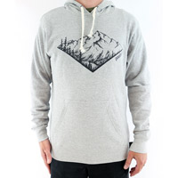 Pinnacle Pullover Grey XL