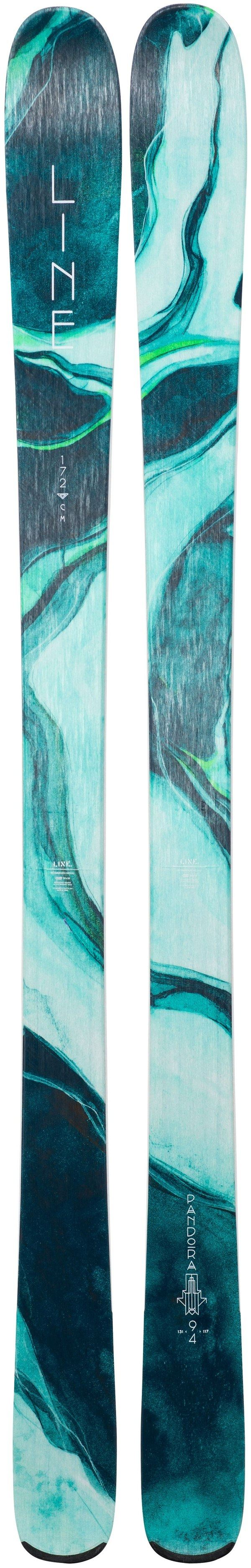2019 Line Pandora 94 165cm Skis on Sale  94d0c1cf01c8