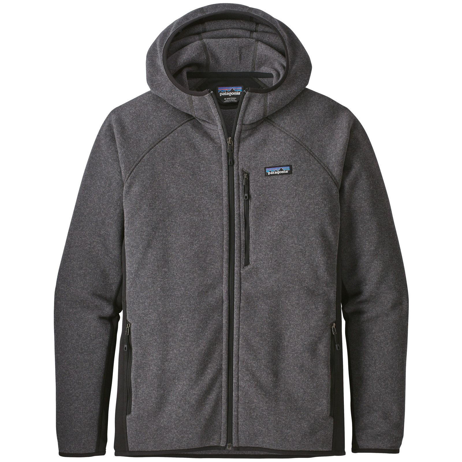Patagonia Mens Performance Better Sweater Hoody Jacket On Sale