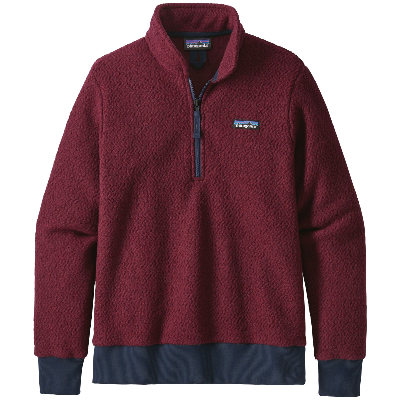 Patterned Patagonia Fleece Simple Ideas