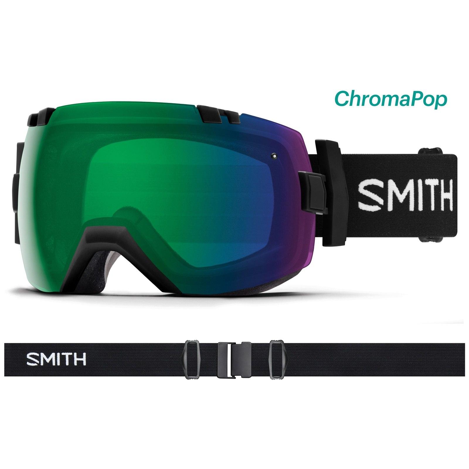 c0a259ea39a ... Men s Smith IOX Goggles · All Goggles · All Smith Gear · Smith Logo.  Black Chromapop Everyday Green ...