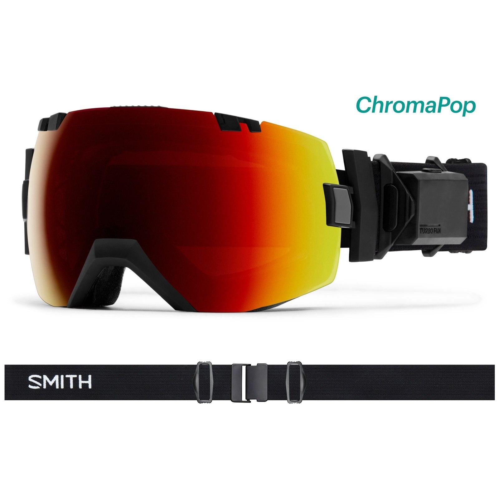 ecd8b15de7b Smith Men s IOX Turbo Fan Goggles on Sale